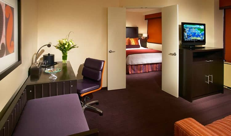 Junior Suite in Washington Plaza Hotel, DC