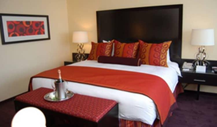 Suite King at Washington Plaza Hotel, DC