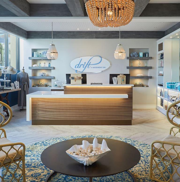 Spa Facilities at Waterfront Beach Resort, Huntington Beach