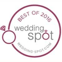Wedding Spot Best Award 2016