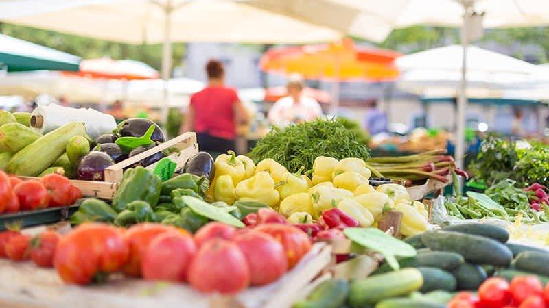 Clinch River Farmer's Market, Virginia