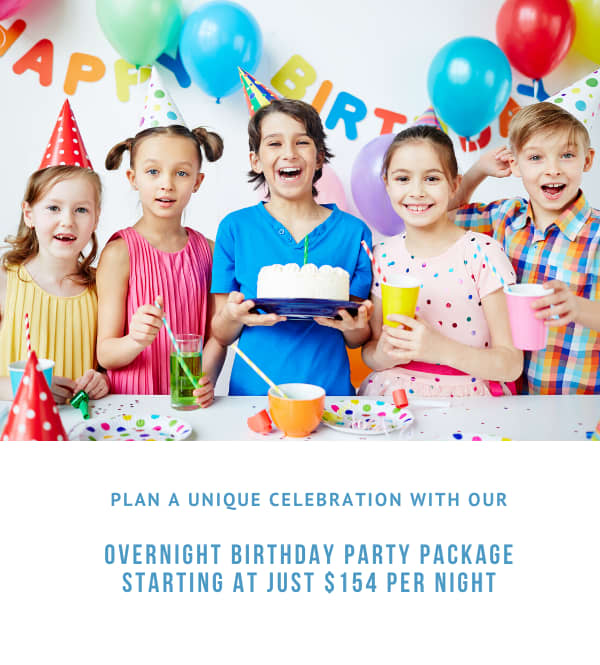 Birthday Party Package at Saint Paul Hotel, Virginia