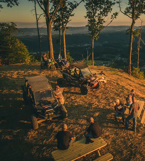 Spearhead Trails Adventure at Saint Paul Hotel, Virginia