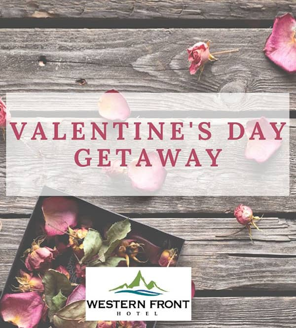 Valentine's Day Romantic Getaway at Virginia Hotel