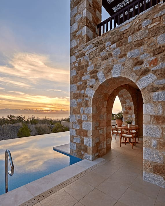 Premium Infinity Suite Pool View