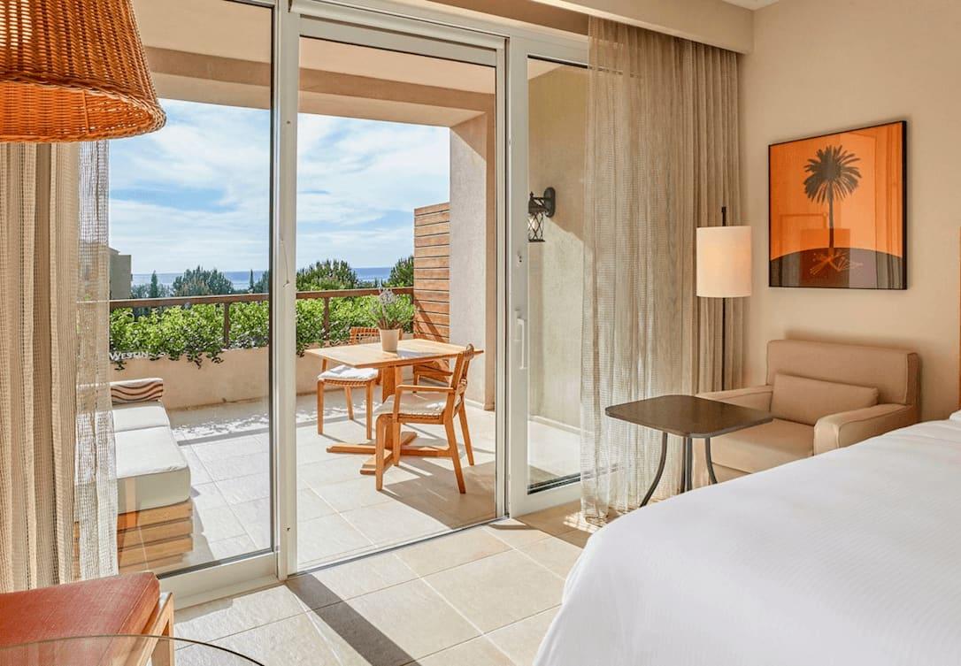Deluxe Sea View Δωμάτια