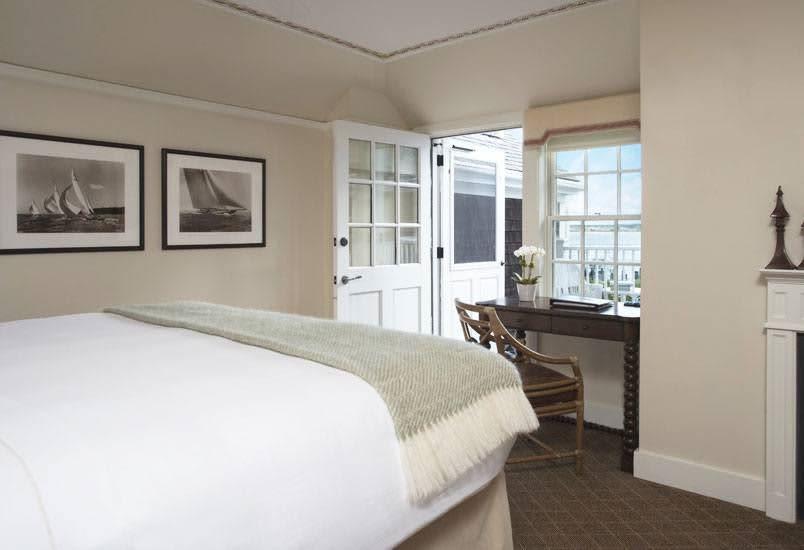 Harborview Room at White Elephant Hotel, Massachusetts
