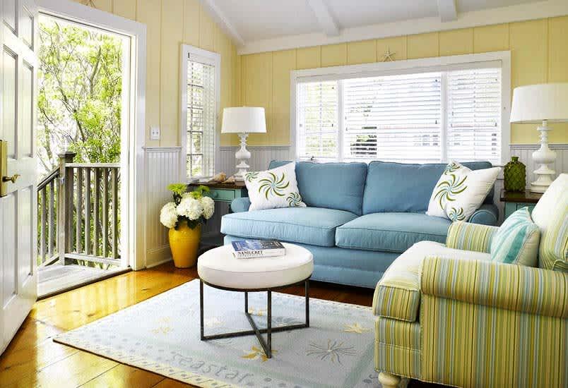 One Bedroom Garden Cottage at White Elephant Hotel, Massachusetts