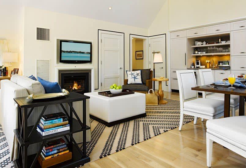 Three Bedroom Residence at White Elephant Hotel, Massachusetts