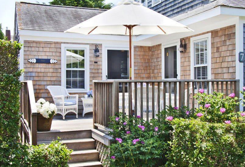 Garden Cottages at White Elephant Hotel, Massachusetts