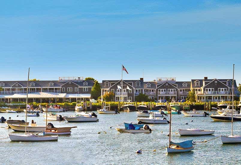 White Elephant Hotel, Massachusetts Harborside