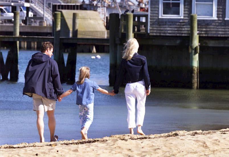 Children's Beach at White Elephant Hotel, Massachusetts