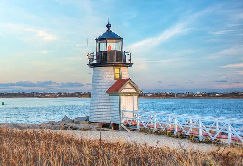 White Elephant Hotel, Massachusetts Brant Point Lighthouse