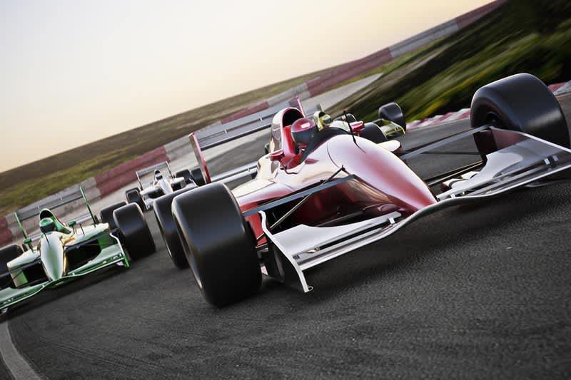 Sonoma Raceway in California