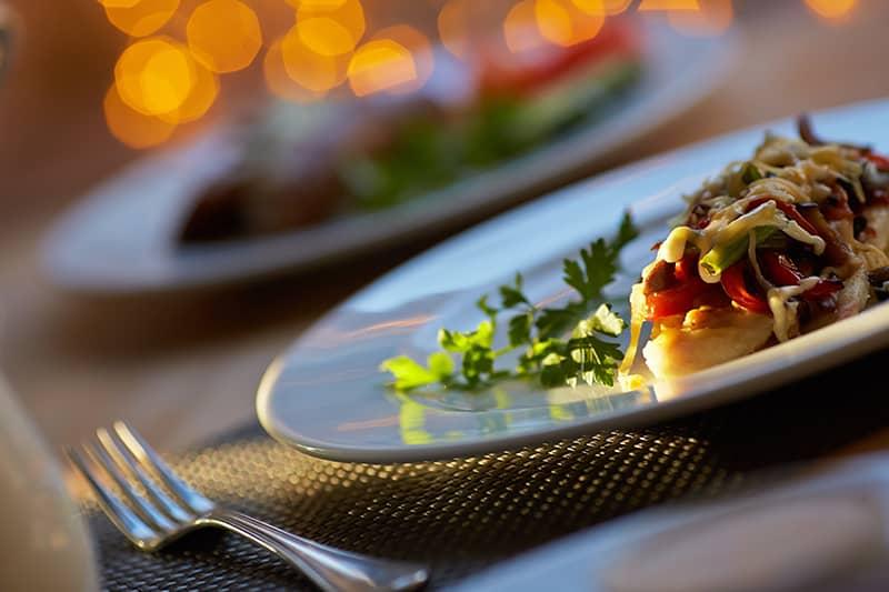 Le Bistro Restaurants at California Hotel