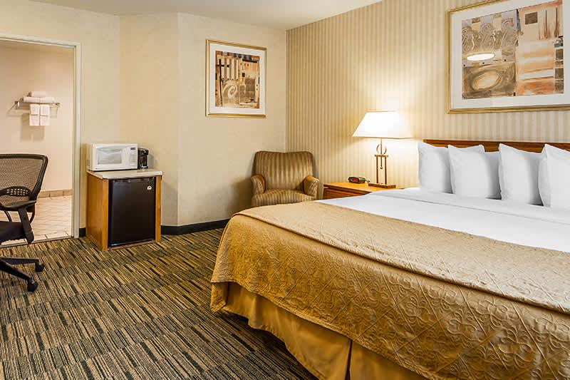 Accessible Rooms Available at Petaluma Hotel