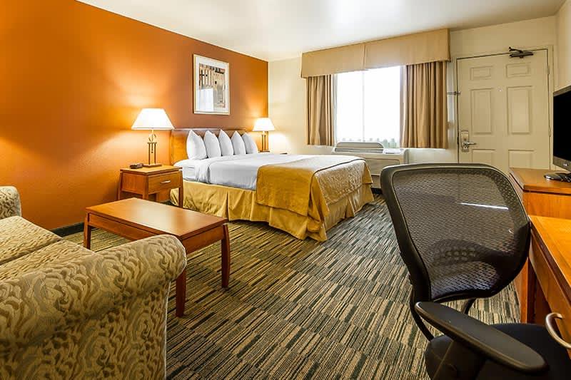 Executive Rooms of Quality Inn Petaluma - Sonoma