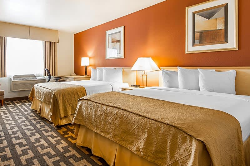 Executive Rooms of Quality Inn Petaluma - Sonoma