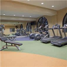 Woolley's Classic Suites Amenities - Fitness Center