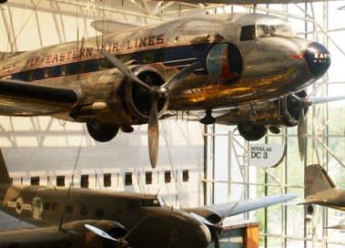 Wings Over the Rockies Air & Space Museum in Denver