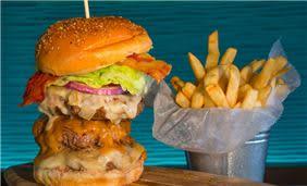 wyndham-deerfield-beach-resort-burger-and-fries