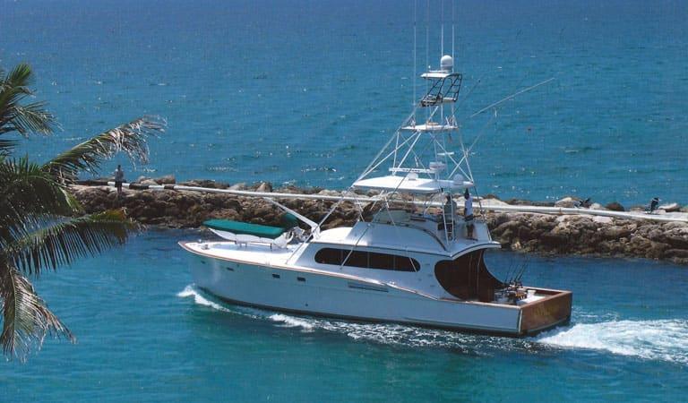 Poseidon Too Fishing Charters at Florida