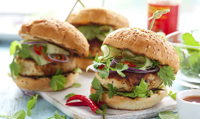 Mouth Watering Meals at Burger Craze