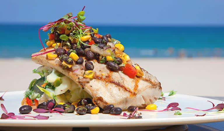 Patio Bar & Grill at Deerfield Beach Resort
