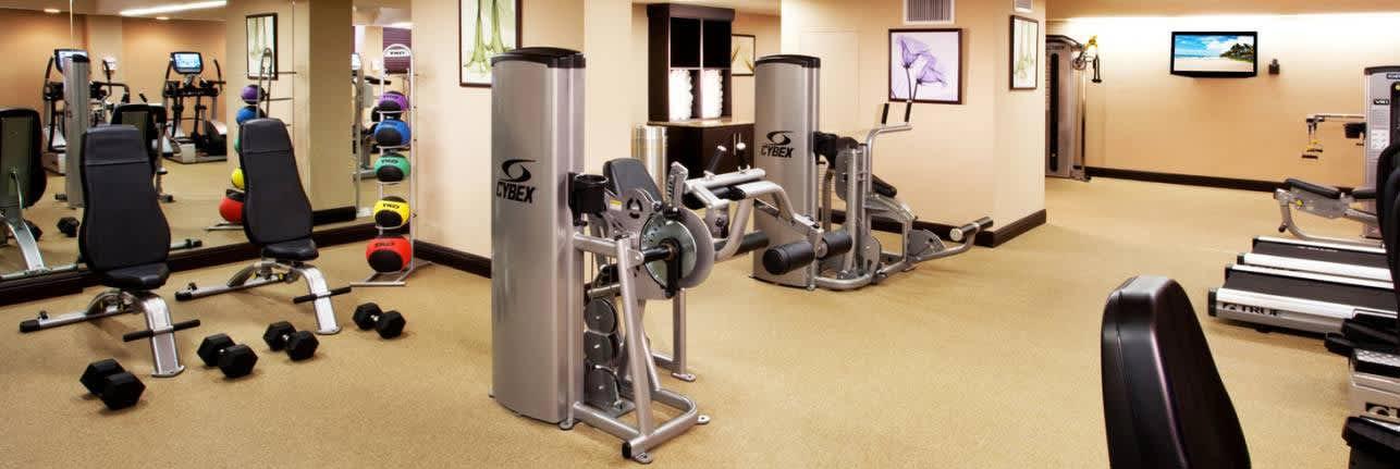 Fitness at Wyndham Deerfield Beach Resort, Florida