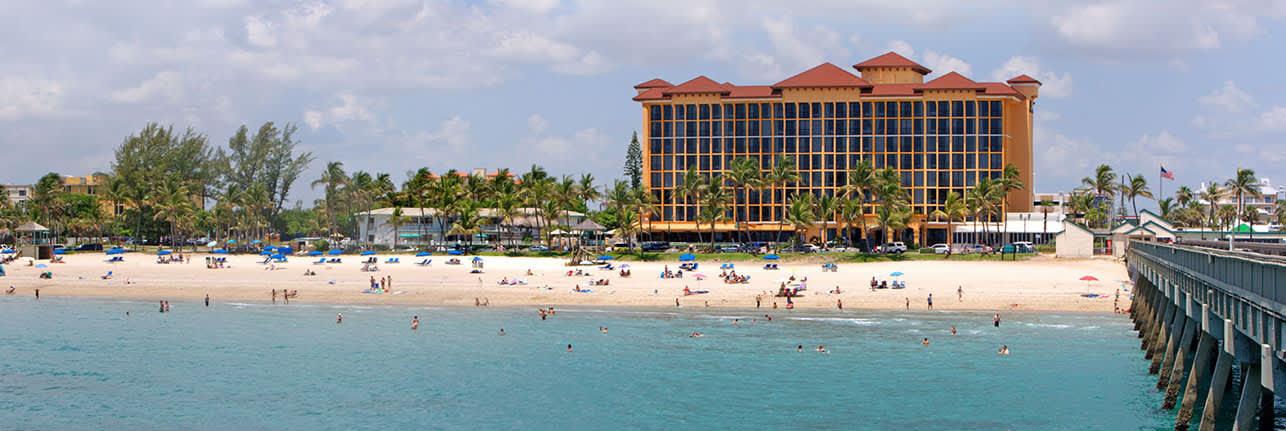 Wyndham Deerfield Beach Resort, Florida Explore