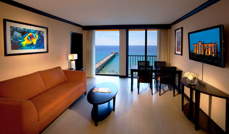 Wyndham Deerfield Beach Resort, Florida Suites