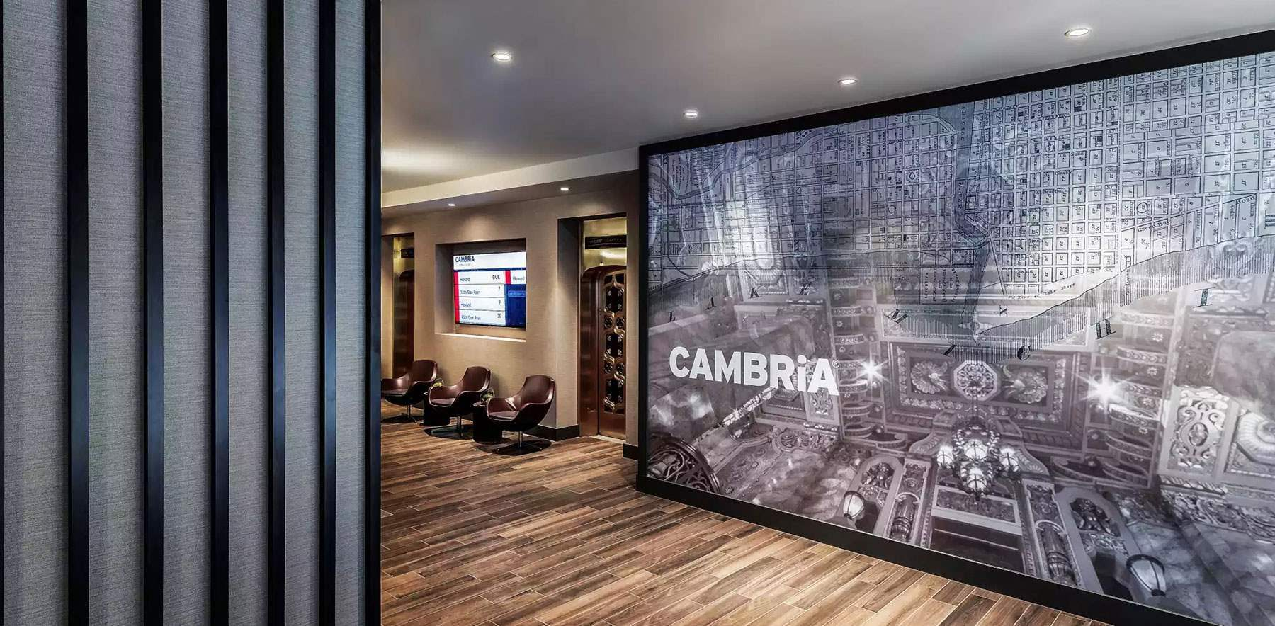 Welcome to Cambria Chicago Loop - Theatre District
