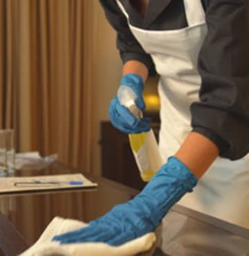 All rooms are sanitized for a clean and safe experience