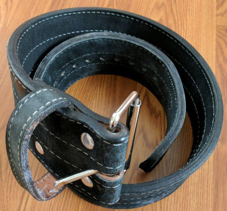 10mm Inzer Forever Buckle Belt