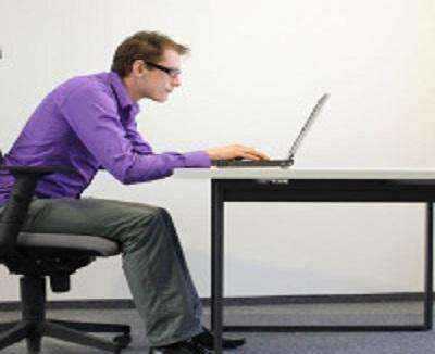 siedząca praca to dziś powszechność