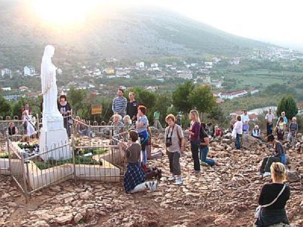 Medziugorje - miejsce gdzie dziś objawia się Maryja