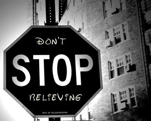 nie trać nadziei