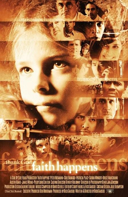 plakat z filmu Wiara czyni cuda