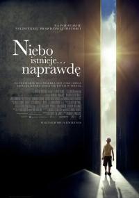 plakat z filmu Niebo Istnieje Naprawdę