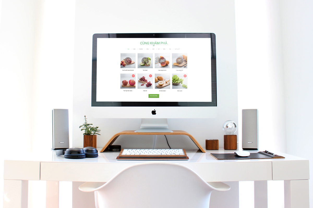 thiết kế website chuẩn seo google
