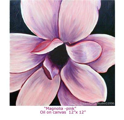 """""""Magnolia - Pink"""""""