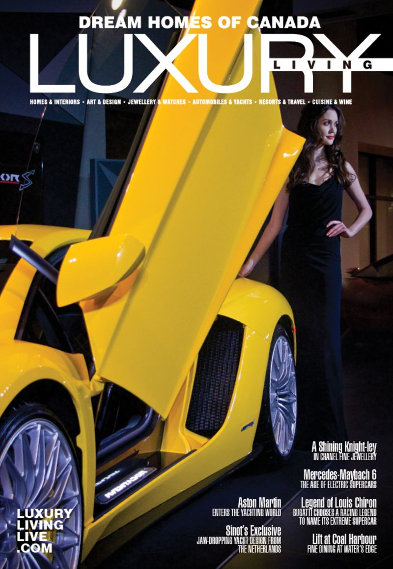 Dream Homes of Canada Luxury Living - 2019 Issue 122