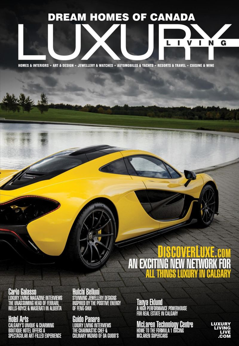 Dream Homes of Canada Luxury Living - 2018 Issue 113