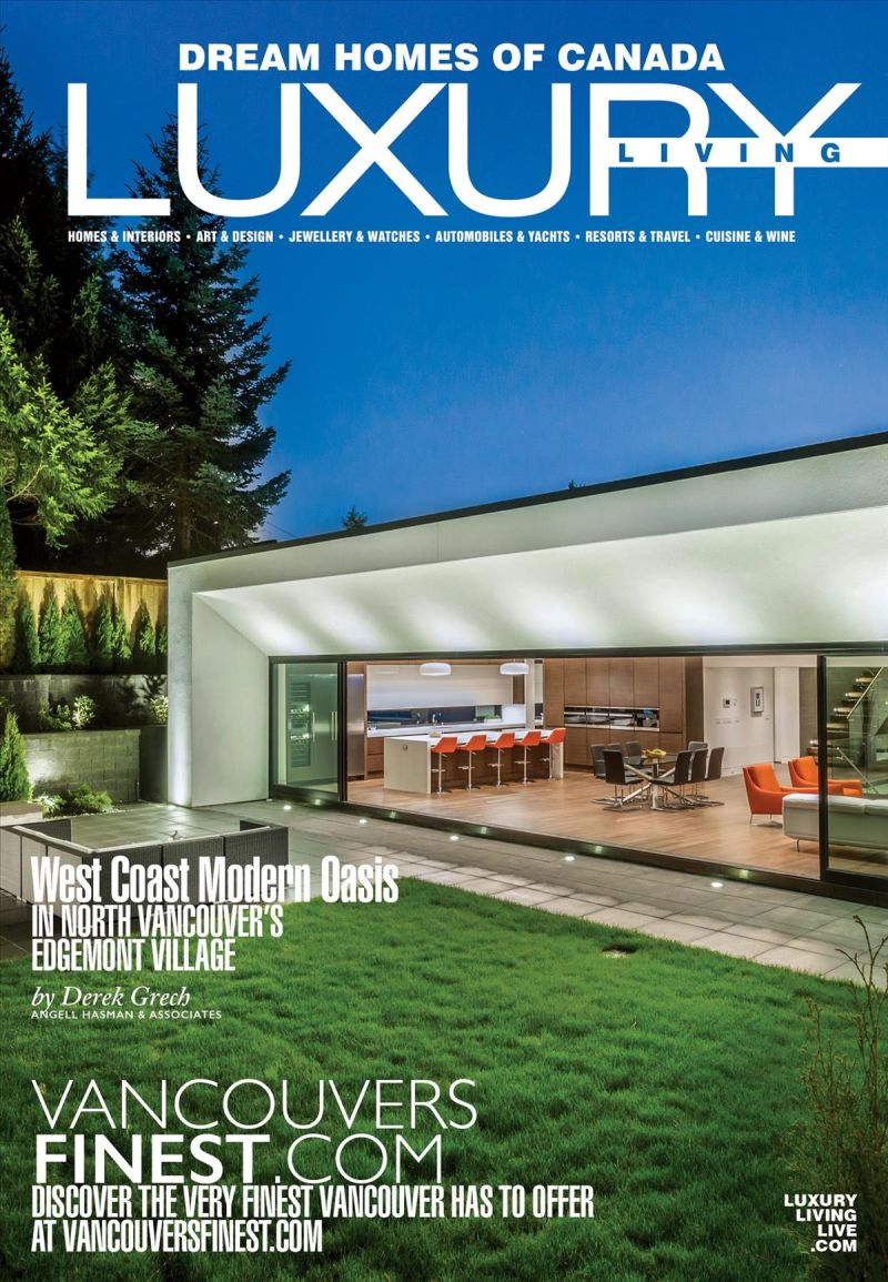 Dream Homes of Canada Luxury Living - 2018 Issue 115