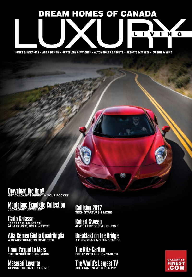 Dream Homes of Canada Luxury Living - 2019 Issue 126