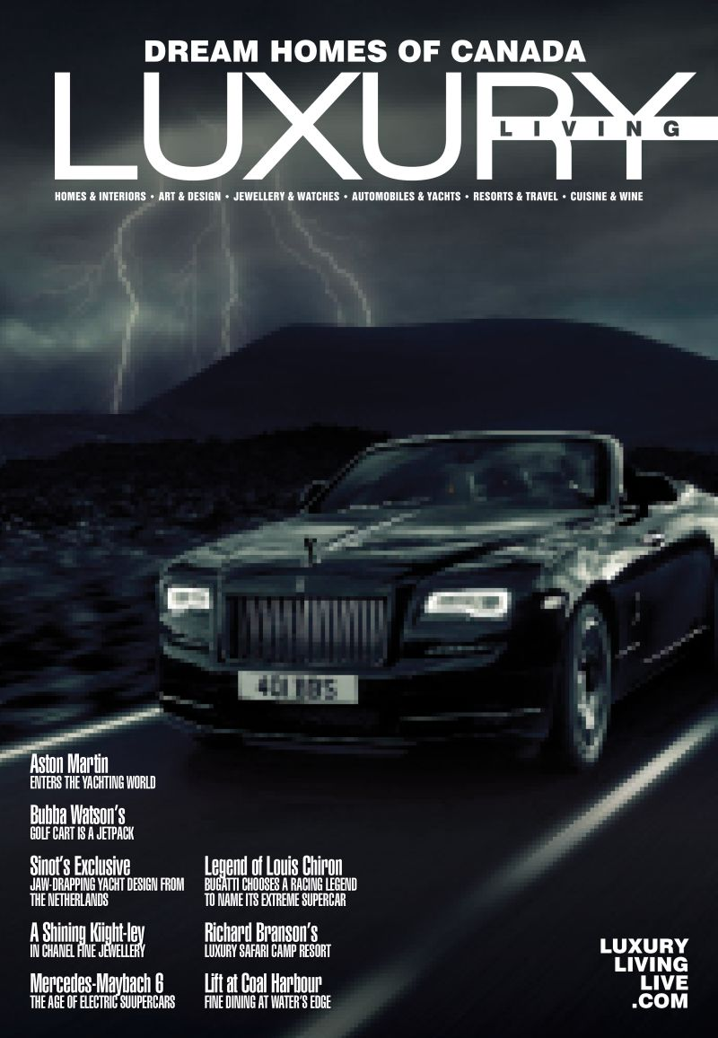 Dream Homes of Canada Luxury Living - 2019 Issue 127