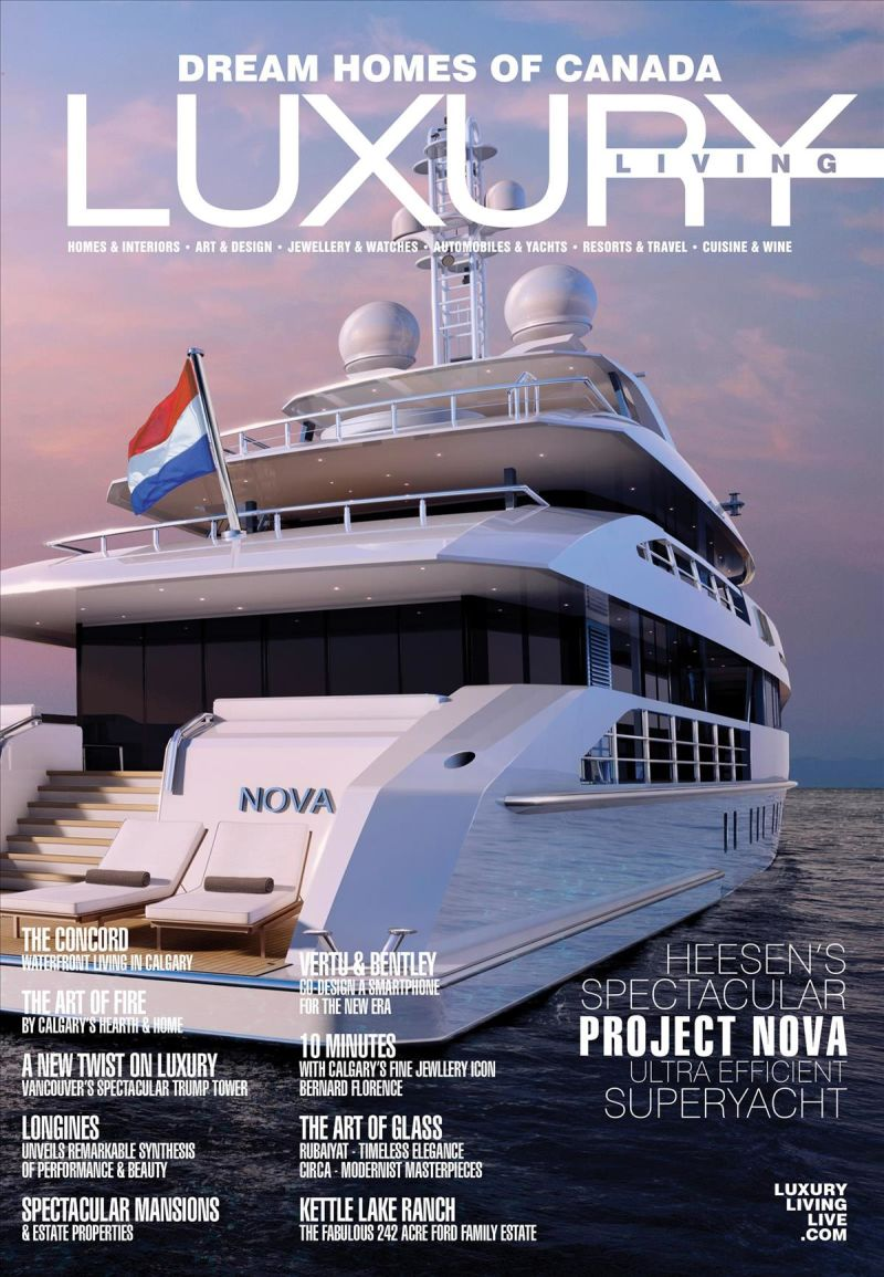 Dream Homes of Canada Luxury Living - 2018 Issue 109