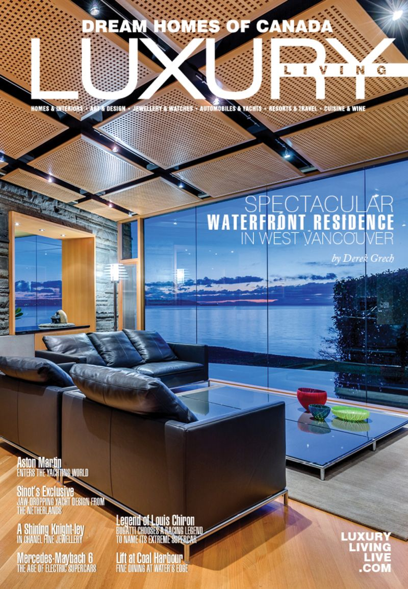 Dream Homes of Canada Luxury Living - 2019 Issue 124
