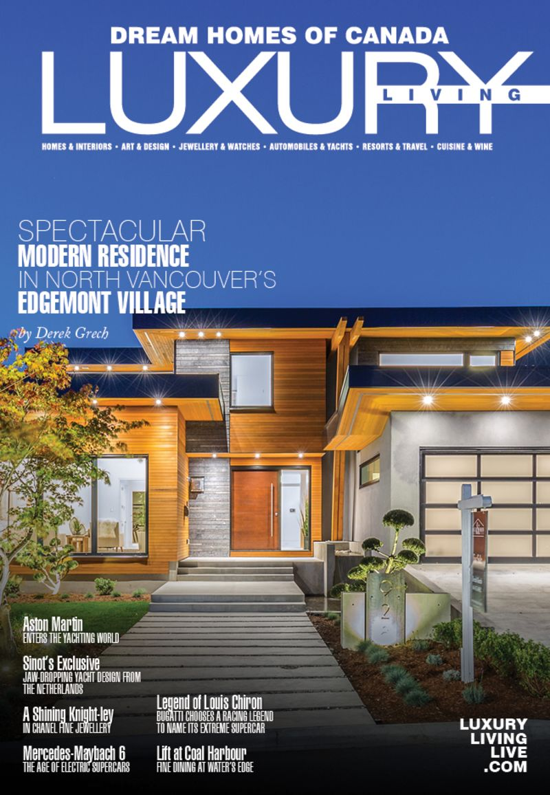Dream Homes of Canada Luxury Living - 2019 Issue 123