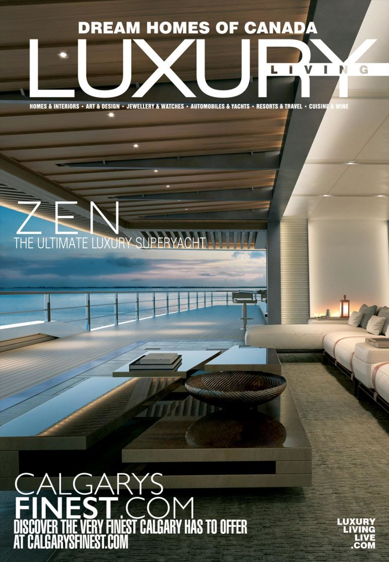 Dream Homes of Canada Luxury Living - 2018 Issue 120